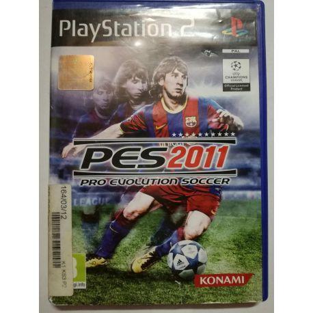 PES 2011 PS2