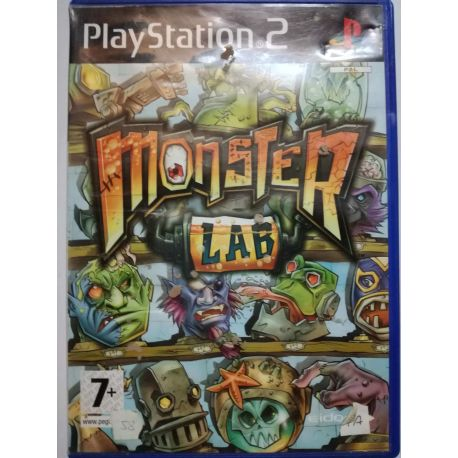 Monster Lab PS2
