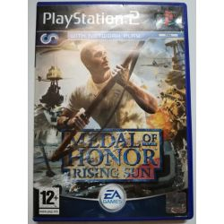Medal of Honor Rising Sun PS2