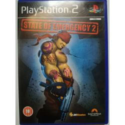 State of Emergency 2 PS2