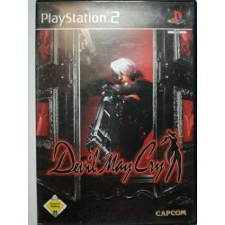 Devil May Cry PS2