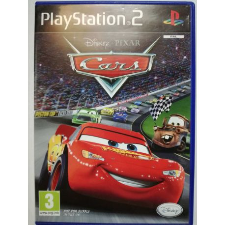 Disney Pixar Cars PS2