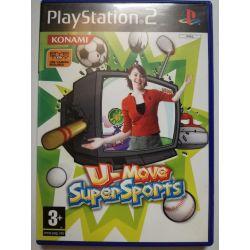 U-Move Super Sports PS2