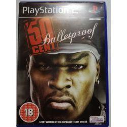 50 Cent Bulletprof PS2