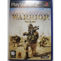 Full Spectrum Warrior PS2