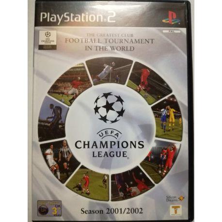 UEFA Champions League 2001/2002 PS2