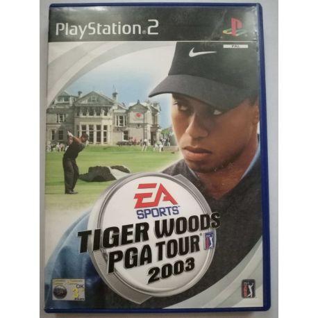Tiger Woods PGA Tour 2003 PS2