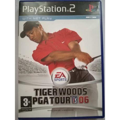 Tiger Woods PGA Tour 06 PS2