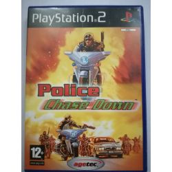 Police Chase Down PS2