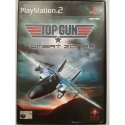 Top Gun Combat Zones PS2