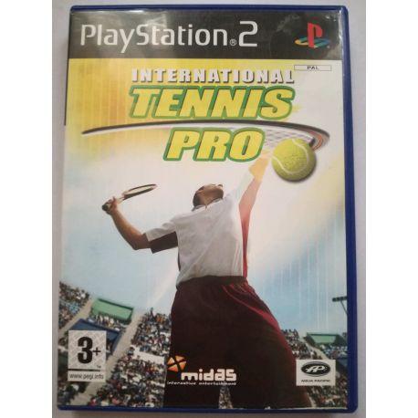 International Tennis Pro PS2