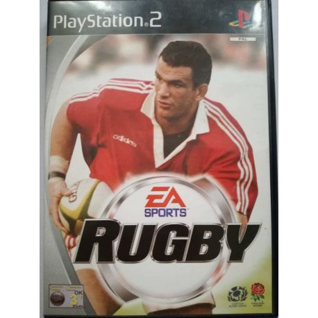 Rugby PS2