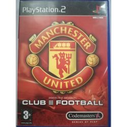 Manchester United Club Football PS2