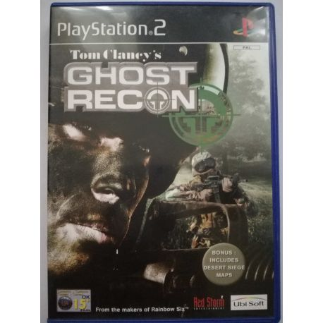 Tom Clancy´s Ghost Recon PS2