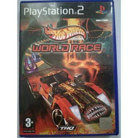 Hot Wheels World Race PS2