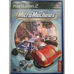 Micro Machines PS2