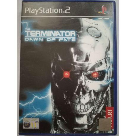 The Terminator: Dawn of Fate PS2