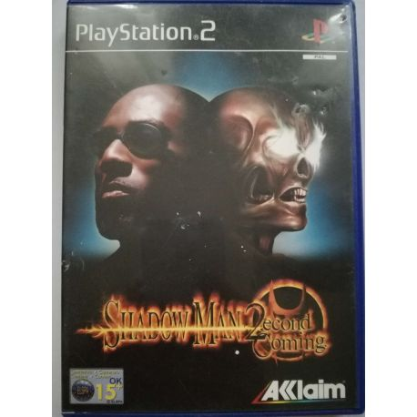 Shadow Man - 2econd Coming PS2