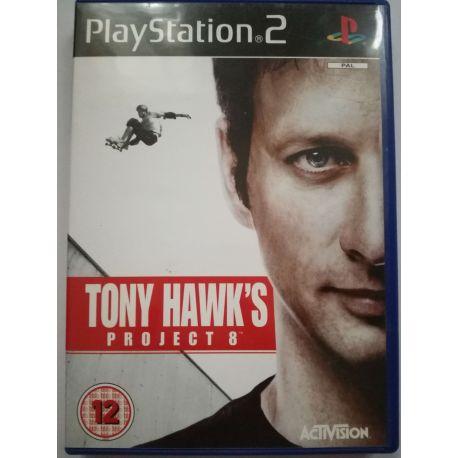 Tony Hawk´s Project 8 PS2