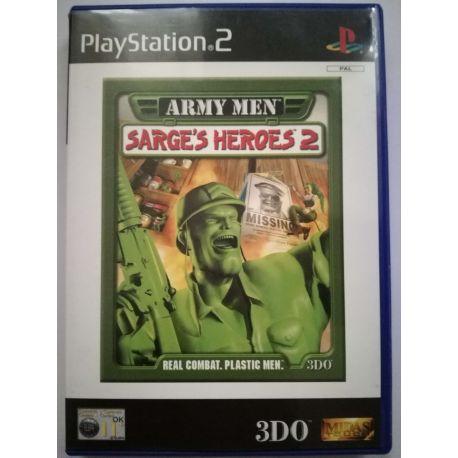 Army Men - Sarge´s Heroes 2 PS2