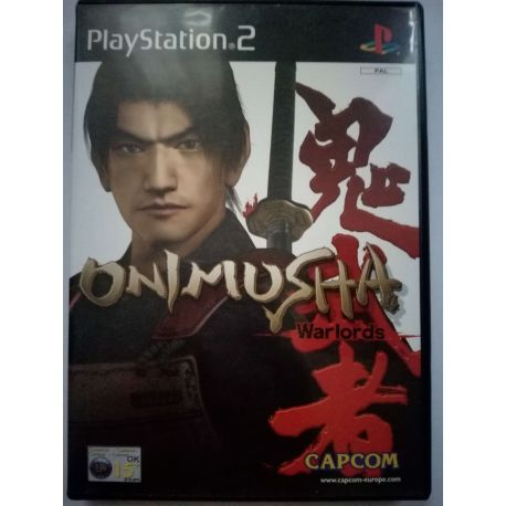 Onimusha: Warlords PS2