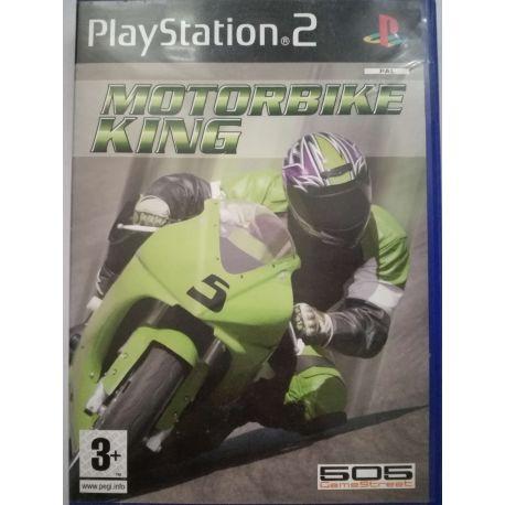 Motorbike King PS2