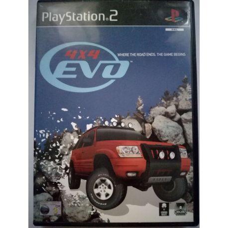 4x4 Evolution PS2