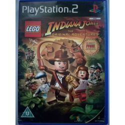 Lego Indiana Jones: The Original Adventures PS2