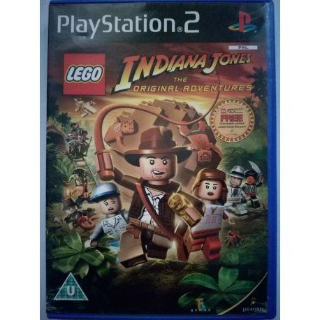 Lego Indiana Jones: The Original Adventures PS2