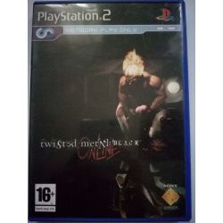 Twisted Metal: Black Online PS2
