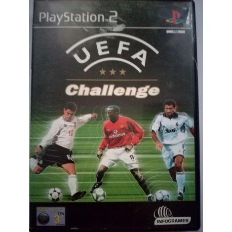 UEFA Challenge PS2