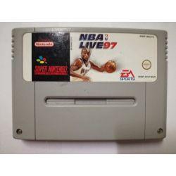 NBA Live 97 SNES