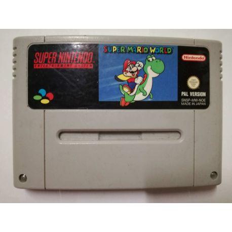 Super Mario World SNES