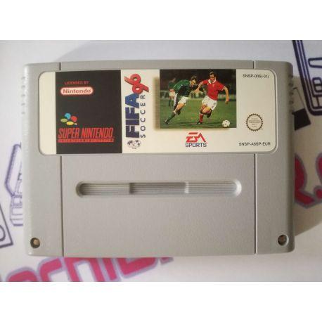 Fifa 96 SNES