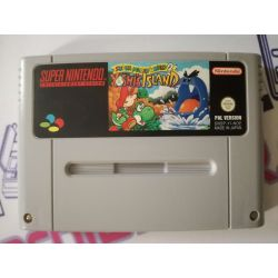 Yoshi´s Island Super Mario World 2 SNES