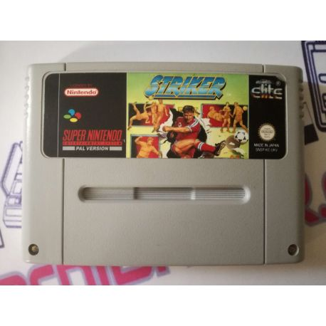 Striker SNES