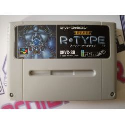 Super R-Type SUPER Famicom
