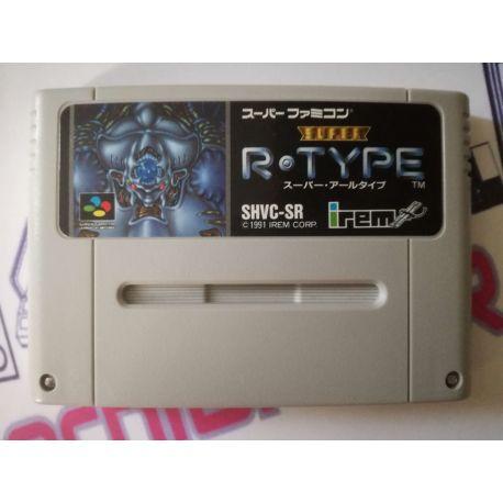 Super R-Type SUPER Famicom
