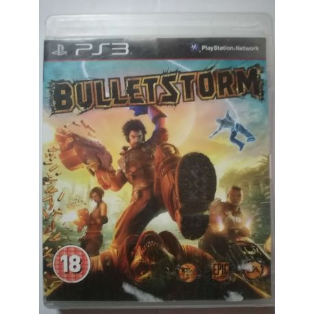 Bulletstorm m PS3