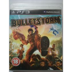 Bulletstorm PS3.