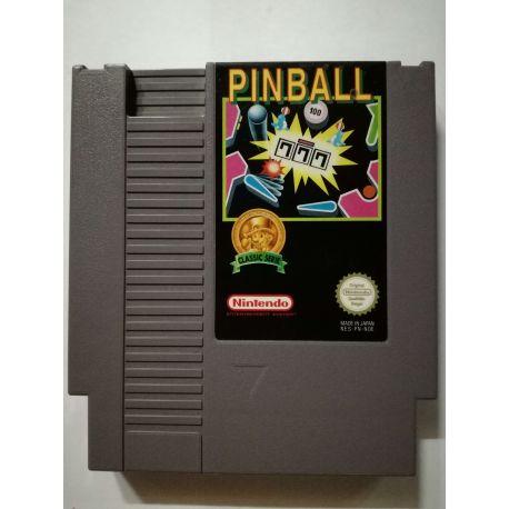 PINBALL NES