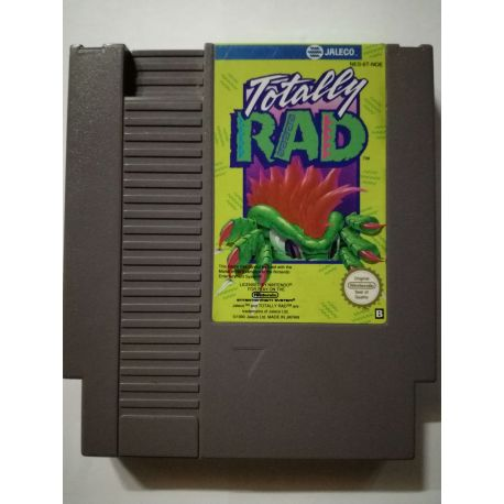 Totally RAD NES