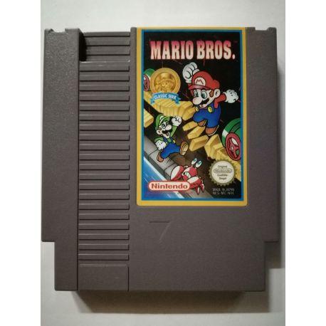 Mario Bros NES
