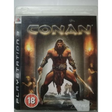 Conan PS3