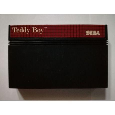 Teddy Boy Sega Master System
