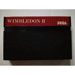 Wimbledon II Sega Master System
