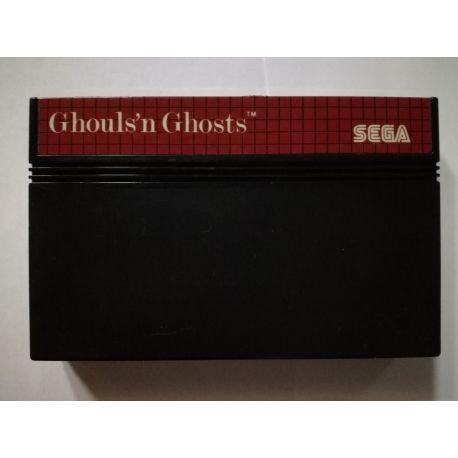 Ghouls´n Ghosts Sega Master System