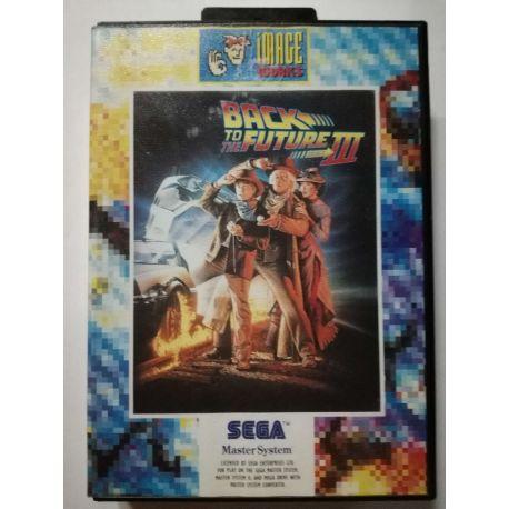 Back to the Future III Sega Master System