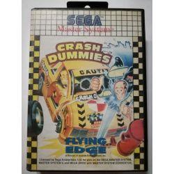 Crash Dummies Sega Master System