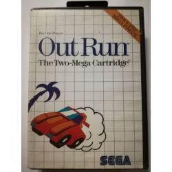Out Run Sega Master System